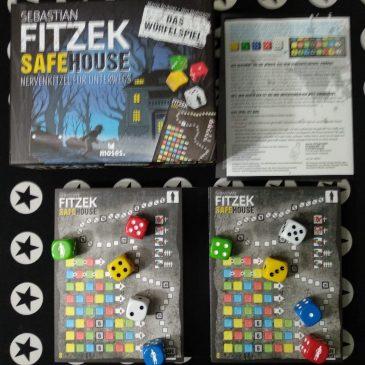 Hoy Jugamos a:  Sebastian Fitzek Safehouse Würfelspiel