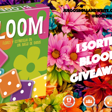 Sorteo: Bloom