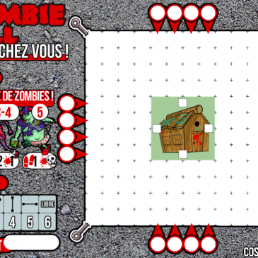 Print and Play: Zombie Roll