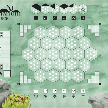 Print and Play: Alpinarium Dice