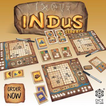 Novedades 2020: Indus 2500 BCE
