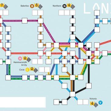Hojas de Juego: Metro X