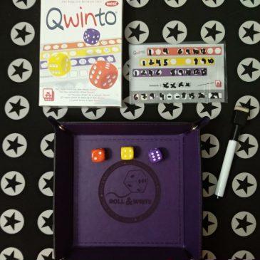 Videos: Qwinto – Partida y Tutorial