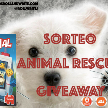 Sorteo: Animal Rescue