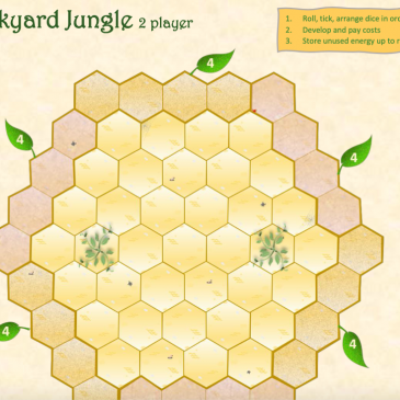 Print and Play: Backyard Jungle