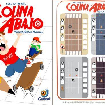 Print and Play: Colina Abajo