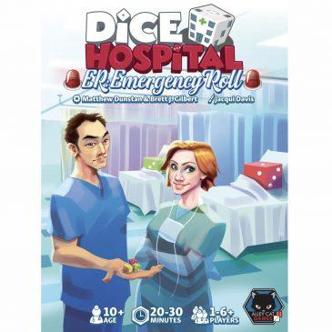 Novedades 2021: Dice Hospital ER: Emergency Roll