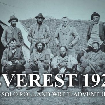 Print and Play: Everest 1924