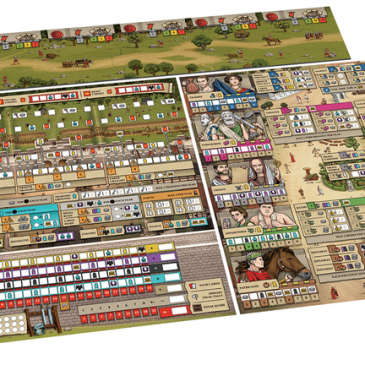 Novedades 2020: Hadrian's Wall