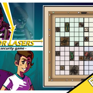 Kickstarter: Roll For Lasers
