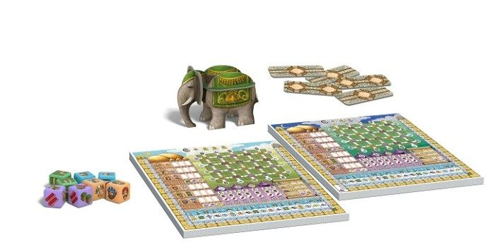 Novedades 2020: Rajas of the Ganges: The Dice Charmers