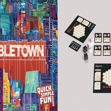 Novedades 2021: Scribbletown
