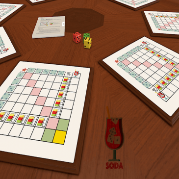 Print and Play: Soda