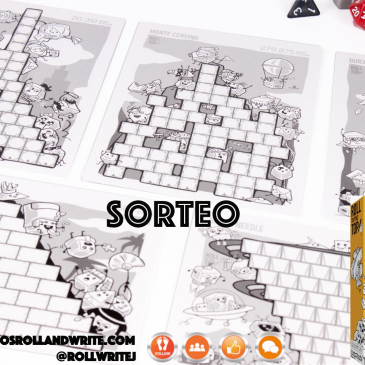 Sorteo: Roll To The Top