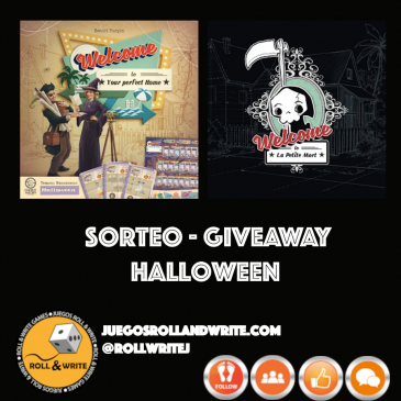 Sorteo: Welcome To Halloween y La Petite Mort