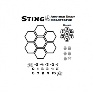 Print and Play: Sting