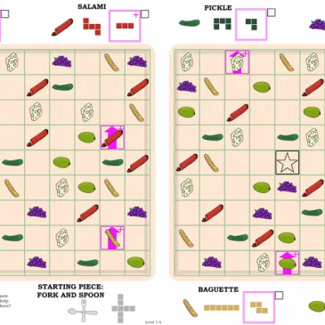 Print and Play: Cheeseboard Deluxe