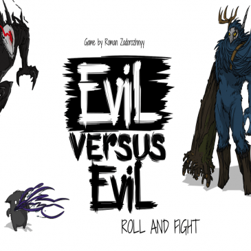 Print and Play: Evil vs Evil