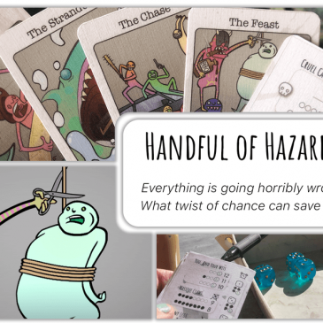 Print and Play: Handful of Hazards