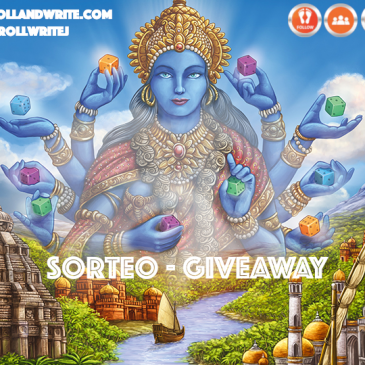 Sorteo: Rajas of the Ganges: The Dice Charmers