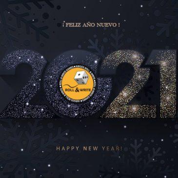 ¡ FELIZ AÑO NUEVO 2021 !