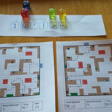 Print and Play: Game Store Races