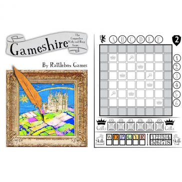 Print and Play: Gameshire