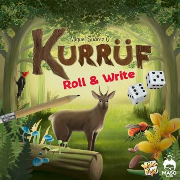 Print and Play: Kurruf Roll & Write