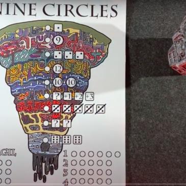 Print and Play: Nine Circles (Nueve Círculos)