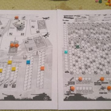 Print and Play: Panzer Dice Eastern Front