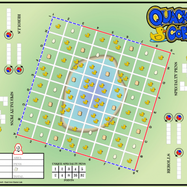 Print and Play: Quacker Corral