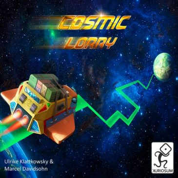 Novedades 2021: Cosmic Lorry