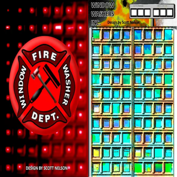 Print and Play: Window Washer Fire Dept.
