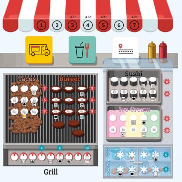 Print & Play: Food & Truck