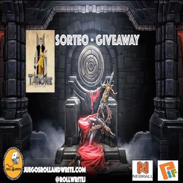 Sorteo: That's My Throne