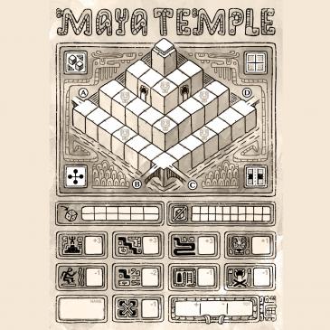 Print and Play: Maya Temple