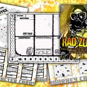 Novedades 2021: Rad Zone