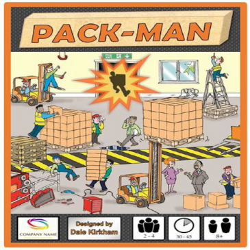 Print and Play: Pack-Man