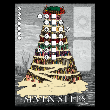 Print and Play: Seven Steps